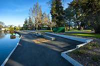 Queen Elizabeth Park in Masterton, New Zealand on Thursday, 30 July 2020. Photo: Dave Lintott / lintottphoto.co.nz