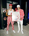 MIAMI, FL - JULY 09: Recording artist Jonny Dilakian and Aaron Dilaikian of JNA pose for picture during Miami Swim week JNA after party single release event at Racket Wynwood on July 9, 2021 in Miami, Florida.  ( Photo by Johnny Louis / jlnphotography.com )