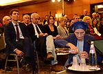 """EMMA BONINO RICCARDO MAGI GIULIANI PISAPIA<br /> CONVEGNO """"STATI UNITI D'EUROPA"""" - RADICALI ITALIANI -  HOTEL ERGIFE 2017"""