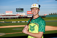 Dominic Giuffre during the Under Armour All-America Tournament powered by Baseball Factory on January 17, 2020 at Sloan Park in Mesa, Arizona.  (Zachary Lucy/Four Seam Images)