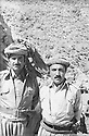 Irak1978 <br /> In Nawzang, left, Mullazem Omar Abdallah  with Dr. Mahmoud Osman <br /> Irak 1978 <br /> A gauche, Mullazem Omar Abdallah avec le Dr. Mahmoud Osman