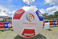 Photo before the match Costa Rica vs Paraguay, Corresponding Group -A- America Cup Centenary 2016, at Citrus Bowl Stadium<br /> <br /> Foto previo al partido Estados Unidos vs Colombia, Correspondiante al Grupo -A-  de la Copa America Centenario USA 2016 en el Estadio Citrus Bowl, en la foto: Detalle<br /> <br /> <br /> 04/06/2016/MEXSPORT/Isaac Ortiz.