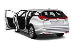 Car images of 2016 Honda Civic Tourer Executive 5 Door Wagon Doors