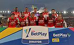 Independiente Santa Fe igualó 2-2 ante Atlético Nacional. Fecha 8 Liga BetPlay I-2020.