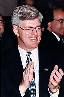 Montreal (Qc) CANADA - 1999 File photo  - John Manley