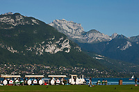 Europe/France/Rhône-Alpes/74/Haute-Savoie/Annecy: Le Pâquier et les bords du Lac d'Annecy