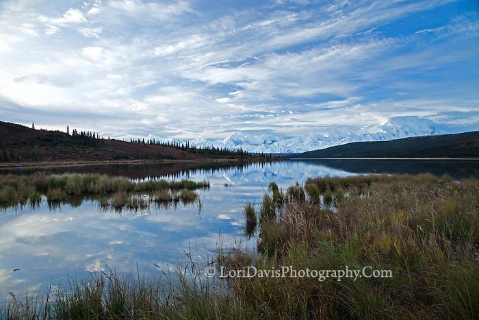 Wonder Lake Reflections