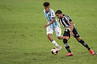 Rio de Janeiro (RJ), 25/04/2021 - BOTAFOGO-MACAÉ - Marco Antônio, do Botafogo. Partida entre Botafogo e Macaé, válida pela decima primeira rodada da Taça Guanabara, realizada no Estádio Nilton Santos (Engenhão), no Rio de Janeiro, neste domingo (25).
