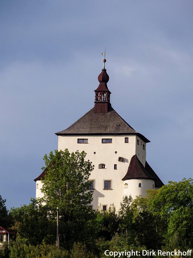 Neues Schloss Novy zamok in Banska Stiavnica, Banskobystricky kraj, Slowakei, Europa<br /> New Castle-Nocy zamok in Banska Stavnica, Banskobystricky kraj, Slovakia, Europe