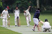 Island Community CC (batting) vs London Fields CC - Victoria Park Community Cricket League Cup - 01/06/10 - MANDATORY CREDIT: Gavin Ellis/TGSPHOTO - Self billing applies where appropriate - Tel: 0845 094 6026