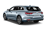 Car pictures of rear three quarter view of 2021 Renault Talisman-Grandtour Initiale-Paris 5 Door Wagon Angular Rear
