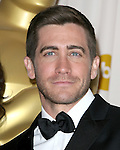Jake Gyllenhaal attends the 83rd Academy Awards held at The Kodak Theatre in Hollywood, California on February 27,2011                                                                               © 2010 DVS / Hollywood Press Agency