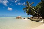Seychelles, Island Mahe, Anse Boileau: beach at west coast