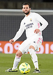 Real Madrid's Nacho Fernandez during La Liga match. February 9, 2021. (ALTERPHOTOS/Acero)