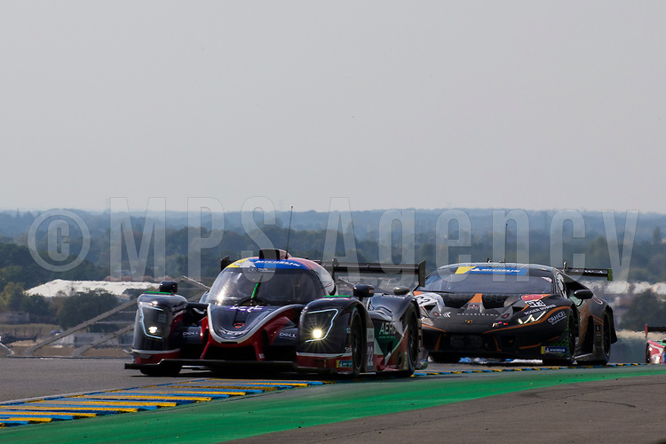 #22 UNITED AUTOSPORTS (GBR) LIGIER JS P320 - NISSAN JAMES MCGUIRE (USA) DUNCAN TAPPY (GBR)