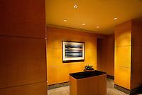 Photograph of the Charlotte Ritz Carlton Hotel - Lee Construction.
