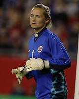 """Bente Nordby performance wins her """"player of the match"""" in the US win. 2003 WWC USA/Norway quarter final."""