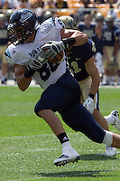 Maine tight end Derek Buttles. The Pitt Panthers beat the Maine Black Bears 35-29 at Heinz Field, Pittsburgh, PA on September 10, 2011.