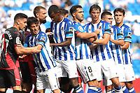 2021.08.22 La Liga Real Sociedad VS Rayo Vallecano