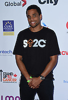 Michael Ealy @ the Stand Up To Cancer 2016 held @ the Walt Disney Concert Hall. September 9, 2016