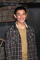 LOS ANGELES - FEB 14:  Ryan Potter arrives at the Rango Premiere at Village Theater on February 14, 2011 in Westwood, CA
