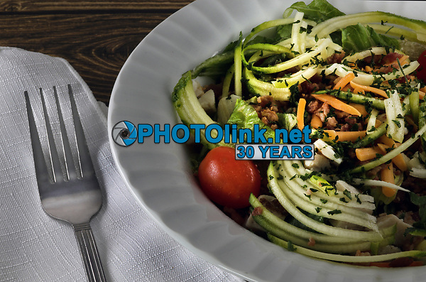 Salad<br /> Photo By Adam Scull/PHOTOlink.net