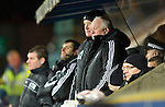 St Johnstone v Aberdeen...13.12.11   SPL .Craig Brown and Archie Knox.Picture by Graeme Hart..Copyright Perthshire Picture Agency.Tel: 01738 623350  Mobile: 07990 594431