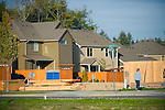 Constructing New Home in Neighborhood