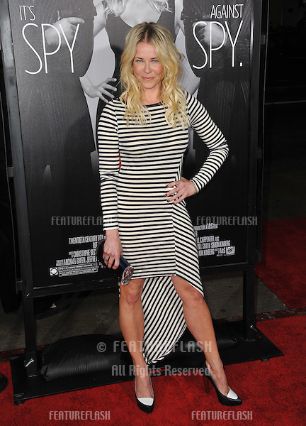 """Chelsea Handler at the Los Angeles premiere of her new movie """"This Means War"""" at Grauman's Chinese Theatre, Hollywood..February 8, 2012  Los Angeles, CA.Picture: Paul Smith / Featureflash"""