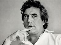 1987 FILE PHOTO - ARCHIVES -<br /> <br /> Monty Python comedian<br /> Terry Jones<br /> <br /> 1987<br /> <br /> PHOTO :  Erin Comb - Toronto Star Archives - AQP