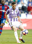 Real Valladolid's Juan Villar during La Liga Second Division match. March 11,2017. (ALTERPHOTOS/Acero)