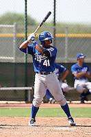 Jose Bonilla - Kansas City Royals - 2010 Instructional League.Photo by:  Bill Mitchell/Four Seam Images..