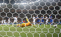 """England""""s Joe Hart Lets in Italy Goal Scored By Claudio Marchisio"""