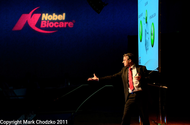 Nobel Biocare national sales meeting.