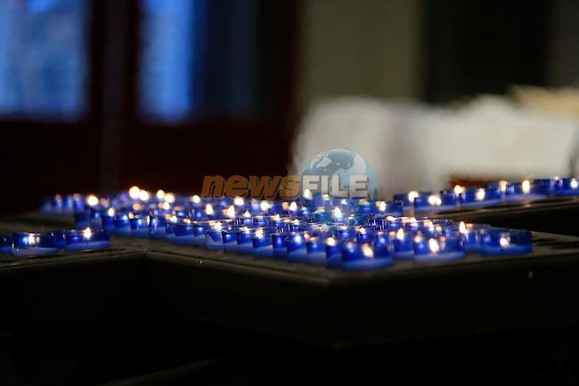 Sosad Mass in Saint Augustine's Church<br /> Picture Fran Caffrey / Newsfile