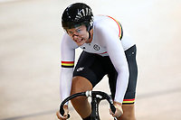 Jaymie King during the 2020 Vantage Elite and U19 Track Cycling National Championships at the Avantidrome in Cambridge, New Zealand on Thursday, 23 January 2020. ( Mandatory Photo Credit: Dianne Manson )