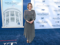 """01 September 2021 - West Hollywood, California - Sarah Paulson. FX's """"Impeachment: American Crime Story"""" Premiere held at The Pacific Design Center. Photo Credit: Billy Bennight/AdMedia"""