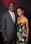 Glynn Turman and Melissa Greggs at the Ensemble Theater's annual Black Tie Gala at the Hilton Americas Hotel Saturday Aug. 25, 2012.(Dave Rossman/For the Chronicle)
