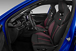 Front seat view of 2020 Skoda Octavia-Combi RS 5 Door Wagon Front Seat  car photos