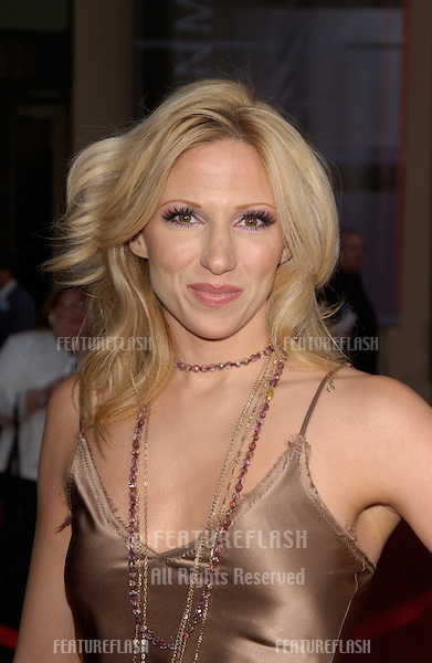 20041114: Los Angeles, CA: Singer DEBORAH GIBSON at the 32nd Annual American Music Awards at the Shrine Auditorium, Los Angeles, CA..