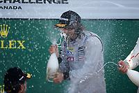 Porsche GT3 Cup Challenge Canada<br /> Formula 1 Grand Prix Du Canada<br /> Circuit Gilles Villeneuve, Montreal, QB CAN<br /> Sunday 11 June 2017<br /> 2, Etienne Borgeat, GT3CP, CAN, 2017 Porsche 991<br /> World Copyright: Jamey Price<br /> LAT Images