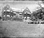 Frederick Stone negative. J. H. Goss House. Undated photo.