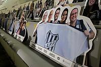 Campinas (SP), 14/08/2020 - Ponte Preta - Vitória-BA - Partida entre Ponte Preta e Vitória-BA pelo Campeonato Brasileiro 2020 da serie B, nesta sexta-feira (14), no Estádio Moisés Lucarelli, em Campinas (SP).