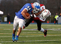 2015 NJSIAA High School Football Championships:  Central, Group 1 final - Palmyra Panthers vs Shore Regional at Kean University Alumni Stadium, Union, NJ, Saturday, December 5, 2015.  Shore Regional defeated Palmyra by the score of 56 - 28.