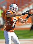 Texas Longhorns safety Nolan Brewster (7) in action during the game between the Brigham Young Cougars and the Texas Longhorns at the Darrell K Royal - Texas Memorial Stadium in Austin, Texas. Texas defeats Brigham Young 17 to 16...