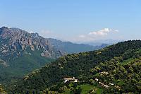 Franziskanerkloster in Vico, Korsika, Frankreich