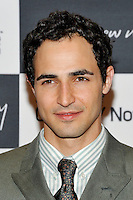 NEW YORK - AUGUST 15: Designer Zac Posen attends Samsung Galaxy Note 10.1 Launch Event at Jazz at Lincoln Center on August 15, 2012 in New York City. (Photo by MPI81/MediaPunchInc) /NortePhoto.com<br />