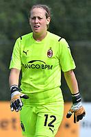 11th September 2021;  Mirko Fersini Stadium, Rome, Italy ; Serie A Womens championship football, Lazio versus Milan ; Maria Korenciova of Milan
