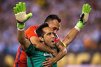 Copa America Final, Argentina (ARG) vs Chile (CHI), June 26, 2016