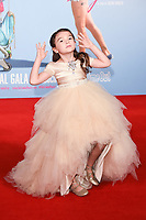 """Brooklyn Kimberly Prince<br /> arriving for the London Film Festival 2017 screening of """"The Florida Project"""" at Odeon Leicester Square, London<br /> <br /> <br /> ©Ash Knotek  D3335  13/10/2017"""